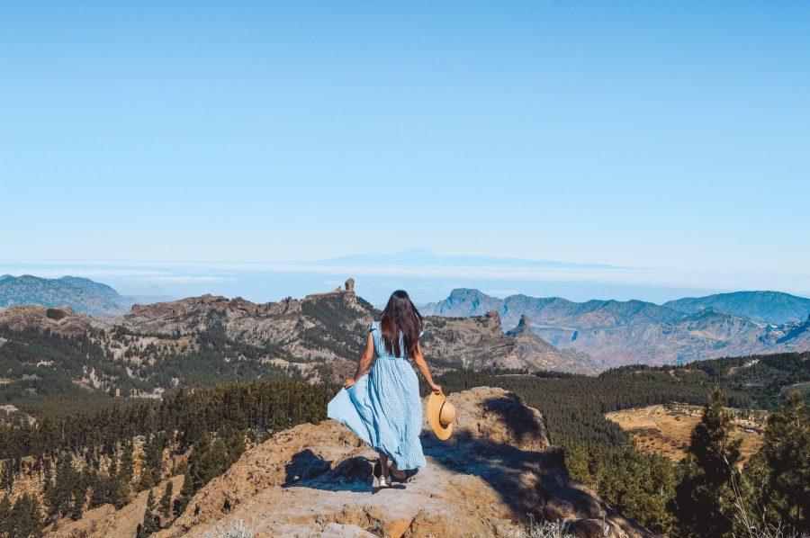 Mirador del Pico de las Nieves que ver en Gran Canaria