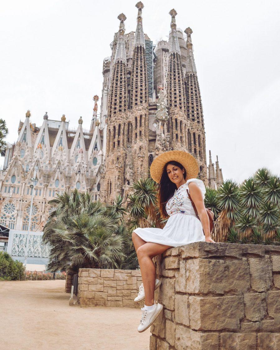 Sagrada Familia Que ver en Barcelona
