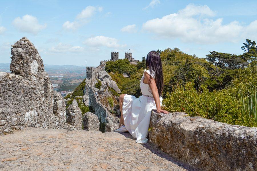 Castello dos Mouros que ver en Sintra