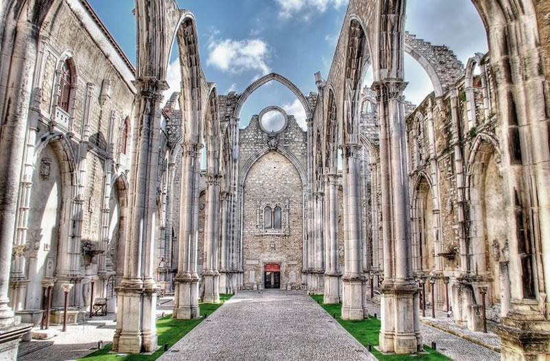 Convento do Carmo que ver en Lisboa