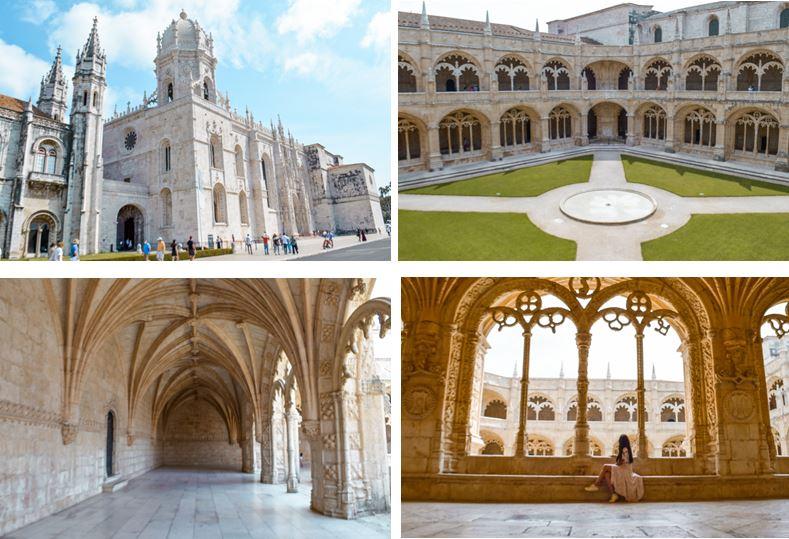 Monasterio de los Jeronimos que ver en Lisboa
