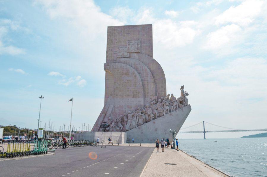 Monumento a los Descubrimientos que ver en Lisboa