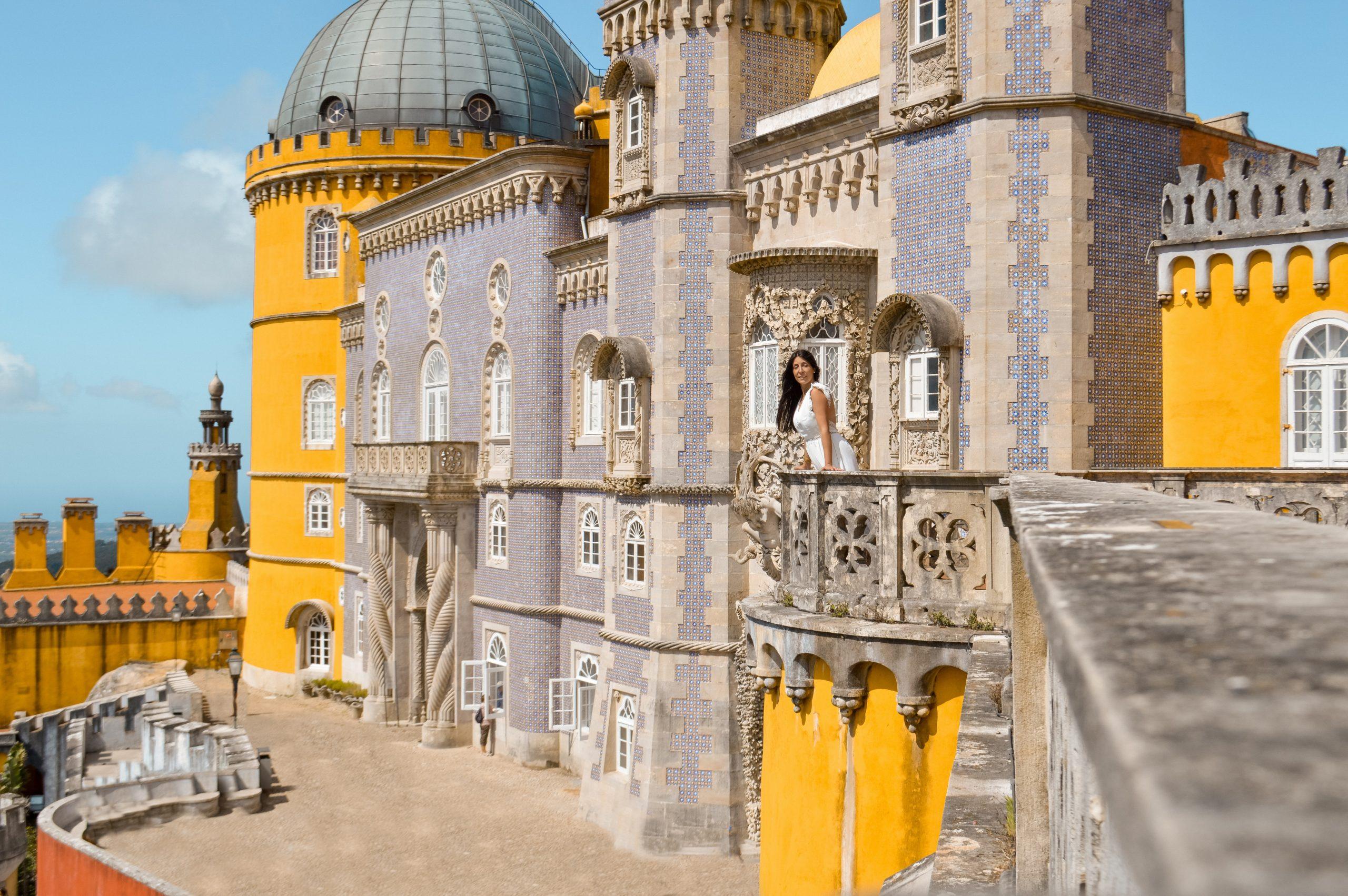 Palacio da Pena que ver en Sintra II
