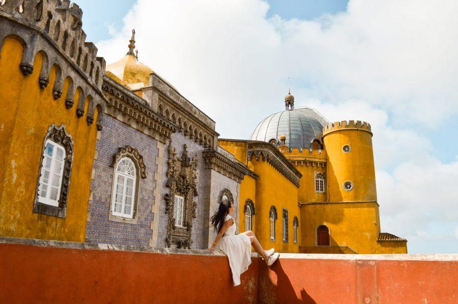 Palacio da Pena que ver en Sintra