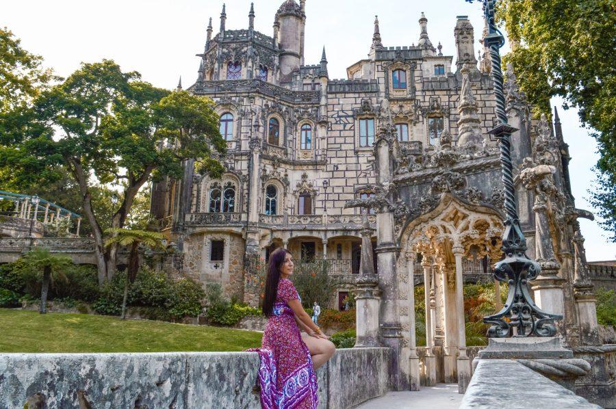Quinta da Regaleira que ver en Sintra
