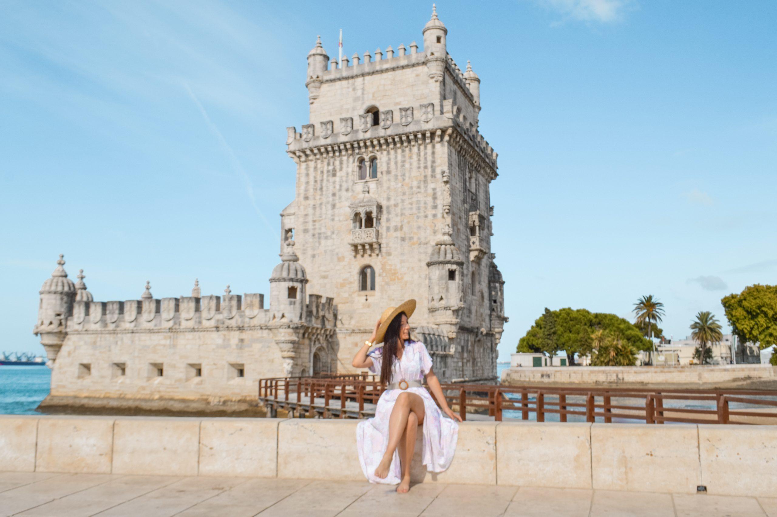 Torre de Belem Lisboa que ver en Lisboa