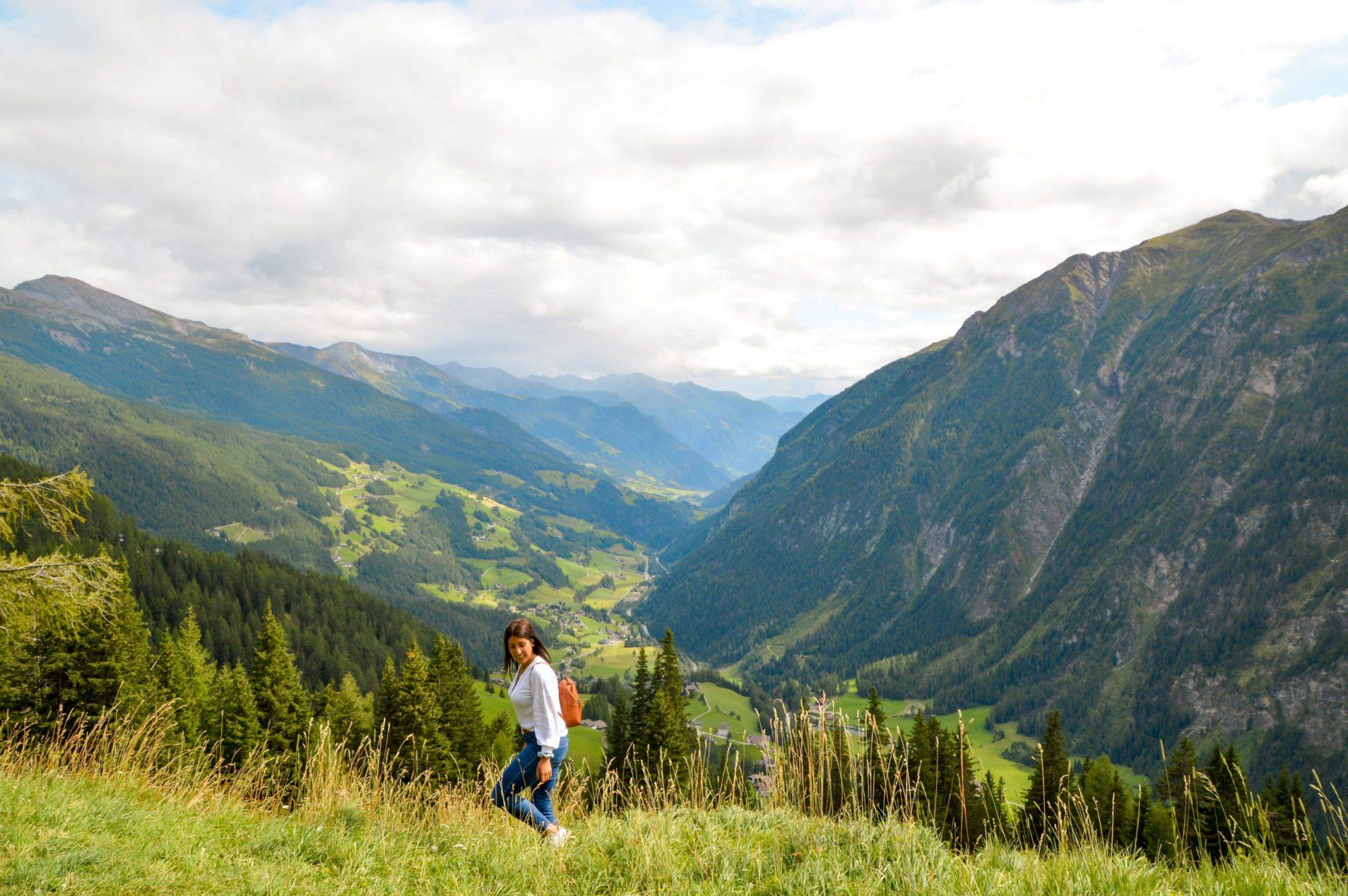 Carretera Grossglockner que ver en Austria
