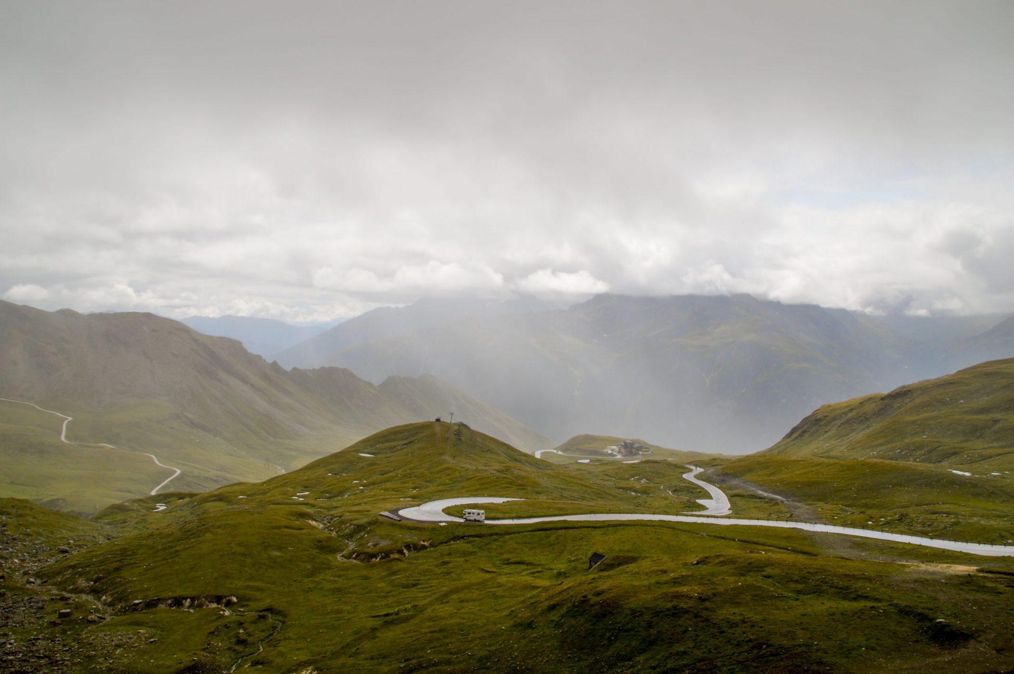 Carretera panoramica grossglockner que ver en Austria