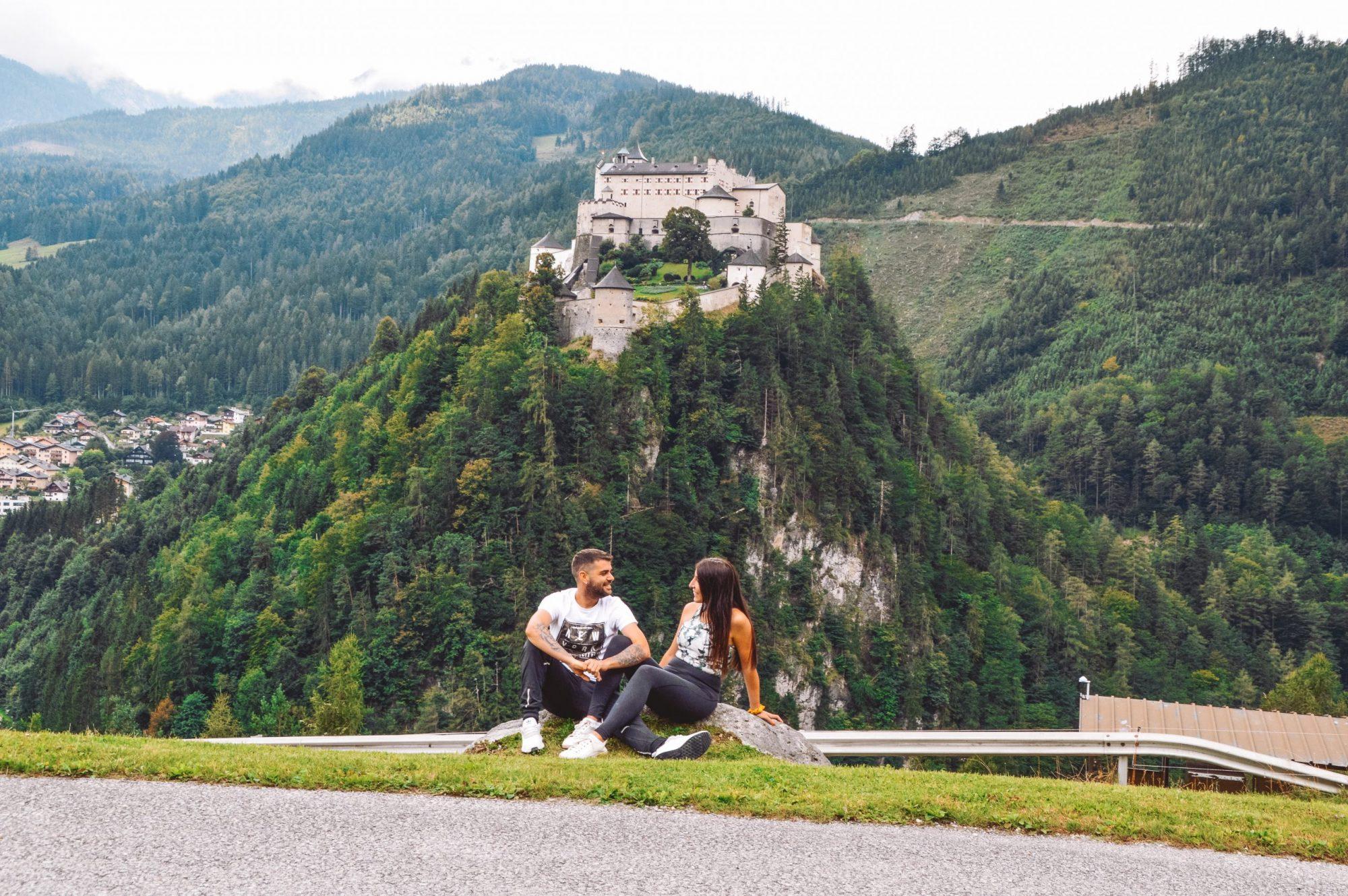 Castillo de Werfen que ver en Austria