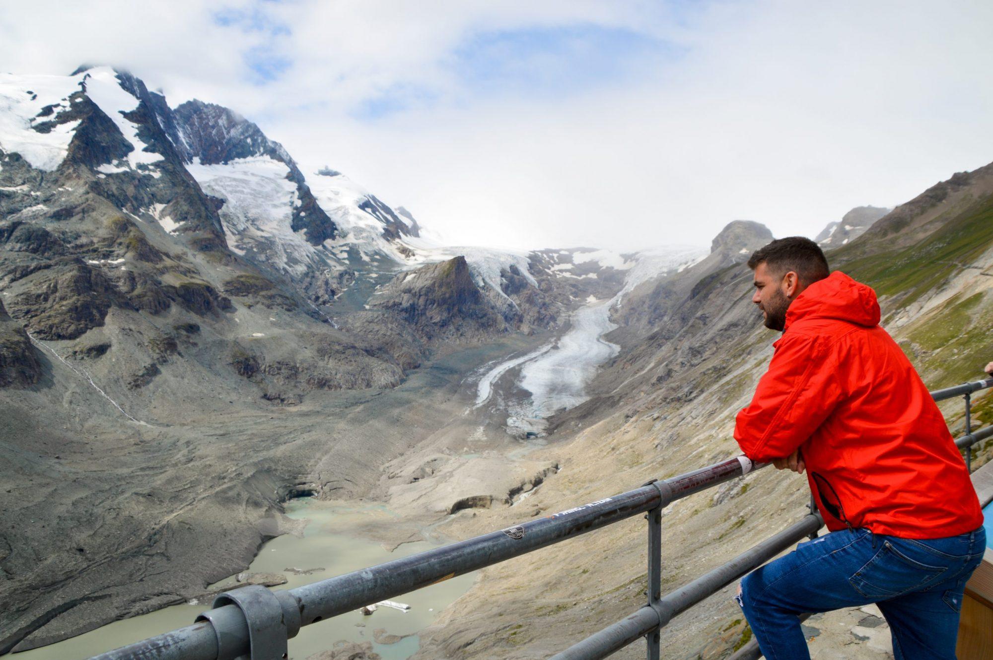 Glaciar Pasterze que ver en Austria I