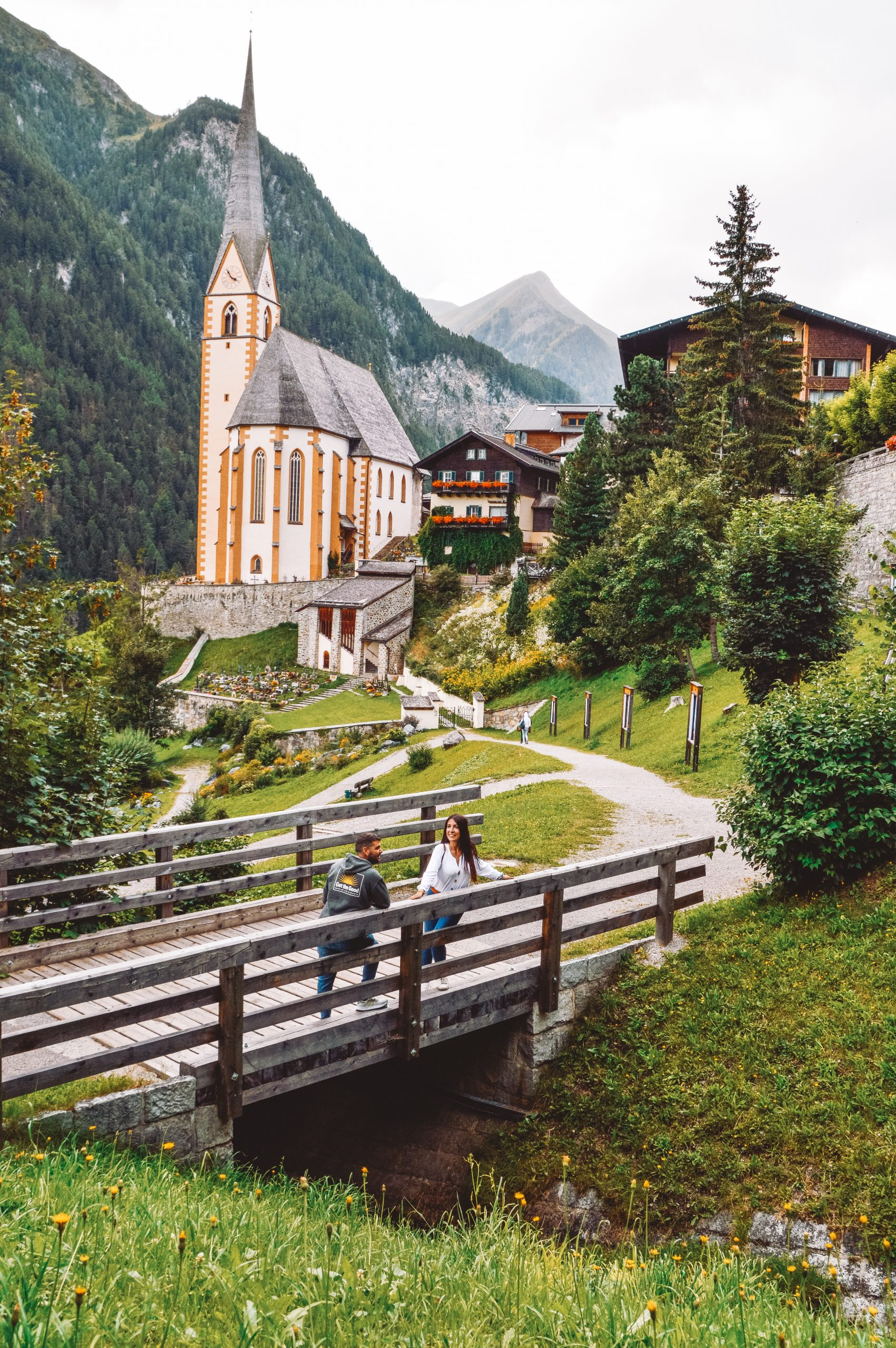 Heiligenblut que ver en Austria
